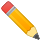 Pencil on Google Android 9.0