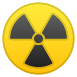 Radioactive on Google Android 9.0