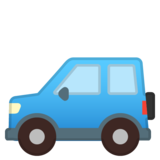 Sport Utility Vehicle on Google Android 9.0