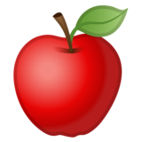 Red Apple on Google Android 9.0