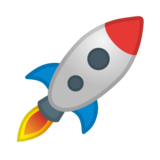 Rocket on Google Android 9.0