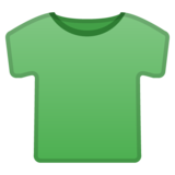 T-Shirt on Google Android 9.0