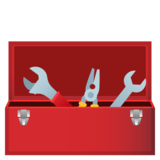 Toolbox on Google Android 9.0