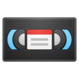 Videocassette on Google Android 9.0