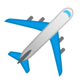 Airplane on Google Android 10.0