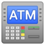 ATM Sign on Google Android 10.0