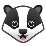 Badger on Google Android 10.0