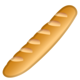 Baguette Bread on Google Android 10.0