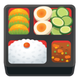 Bento Box on Google Android 10.0