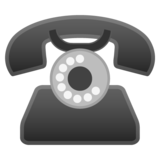 Telephone on Google Android 10.0
