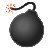 Bomb on Google Android 10.0