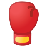 Boxing Glove on Google Android 10.0
