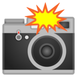 Camera With Flash on Google Android 10.0