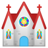 Church on Google Android 10.0