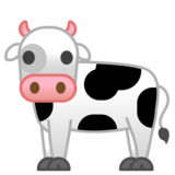 Cow on Google Android 10.0