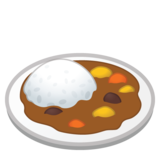 Curry Rice on Google Android 10.0