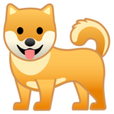 Dog on Google Android 10.0
