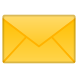 Envelope on Google Android 10.0