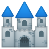 Castle on Google Android 10.0
