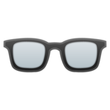 Glasses on Google Android 10.0