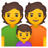 Family on Google Android 10.0
