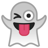 Ghost on Google Android 10.0
