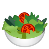 Green Salad on Google Android 10.0