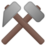 Hammer and Pick on Google Android 10.0