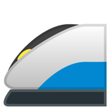 High-Speed Train on Google Android 10.0