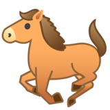 Horse on Google Android 10.0