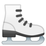 Ice Skate on Google Android 10.0