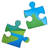 Puzzle Piece on Google Android 10.0