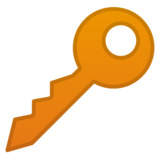 Key on Google Android 10.0