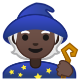 Mage: Dark Skin Tone on Google Android 10.0