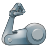 Mechanical Arm on Google Android 10.0