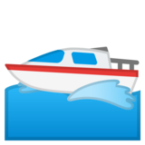 Motor Boat on Google Android 10.0