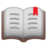 Open Book on Google Android 10.0