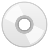 Optical Disk on Google Android 10.0