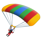 Parachute on Google Android 10.0
