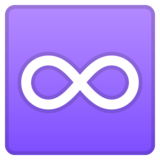 Infinity on Google Android 10.0