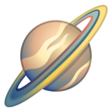 Ringed Planet on Google Android 10.0