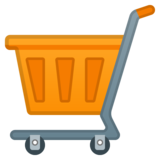 Shopping Cart on Google Android 10.0