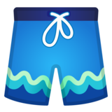 Shorts on Google Android 10.0