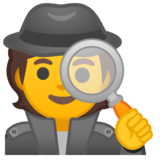 Detective on Google Android 10.0