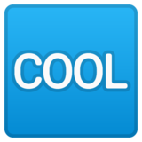 Cool Button on Google Android 10.0