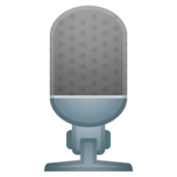 Studio Microphone on Google Android 10.0