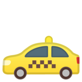Taxi on Google Android 10.0