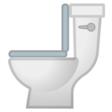 Toilet on Google Android 10.0