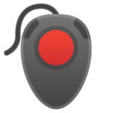 Trackball on Google Android 10.0
