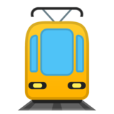Tram on Google Android 10.0